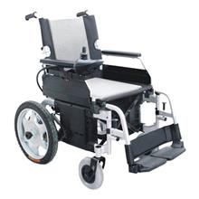 AZMED Electric Metal Fold able  Wheelchair model AZ 111AF